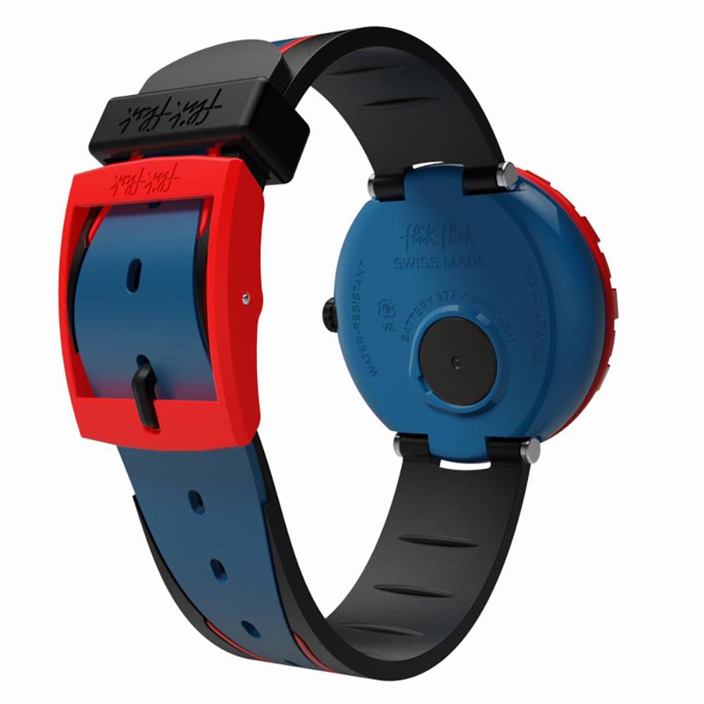 d715649f3a46 Reloj para niños de fabricación Suiza Colección Primavera-Verano Flik Flak