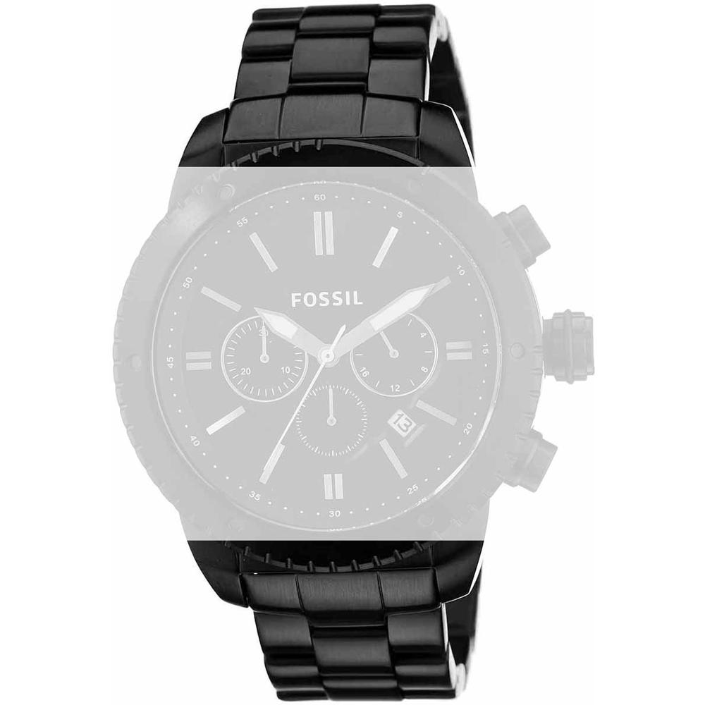4559d34ca473 Correa Fossil ABQ1725 Logan • Comerciante oficial • Reloj.es
