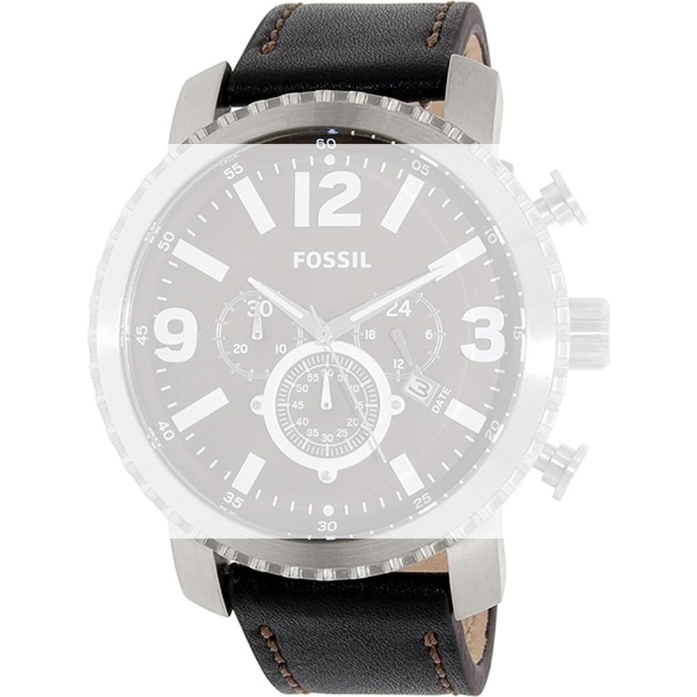 0a32b52f36bf Correa Fossil ABQ2053 Gage • Comerciante oficial • Reloj.es
