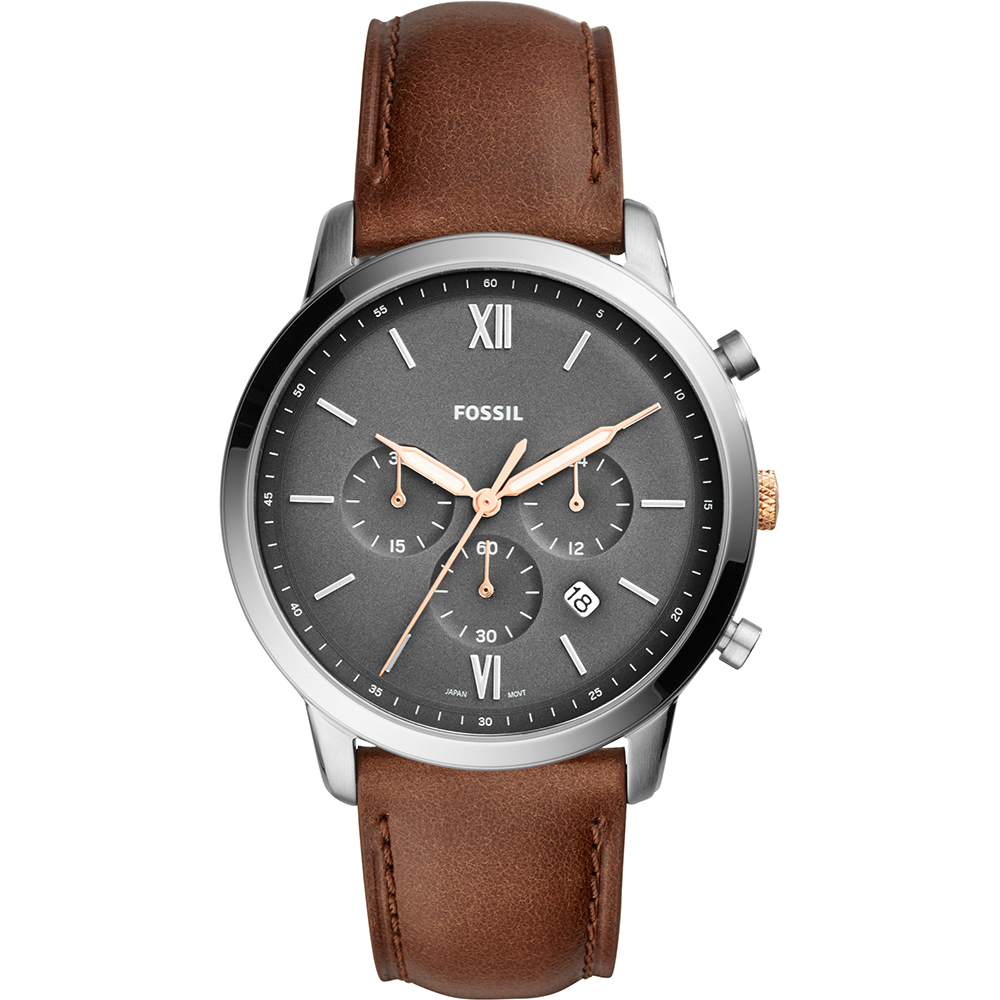 803a33bc395c Reloj Fossil FS5408 Neutra Chrono • EAN  4053858967212 • Reloj.es