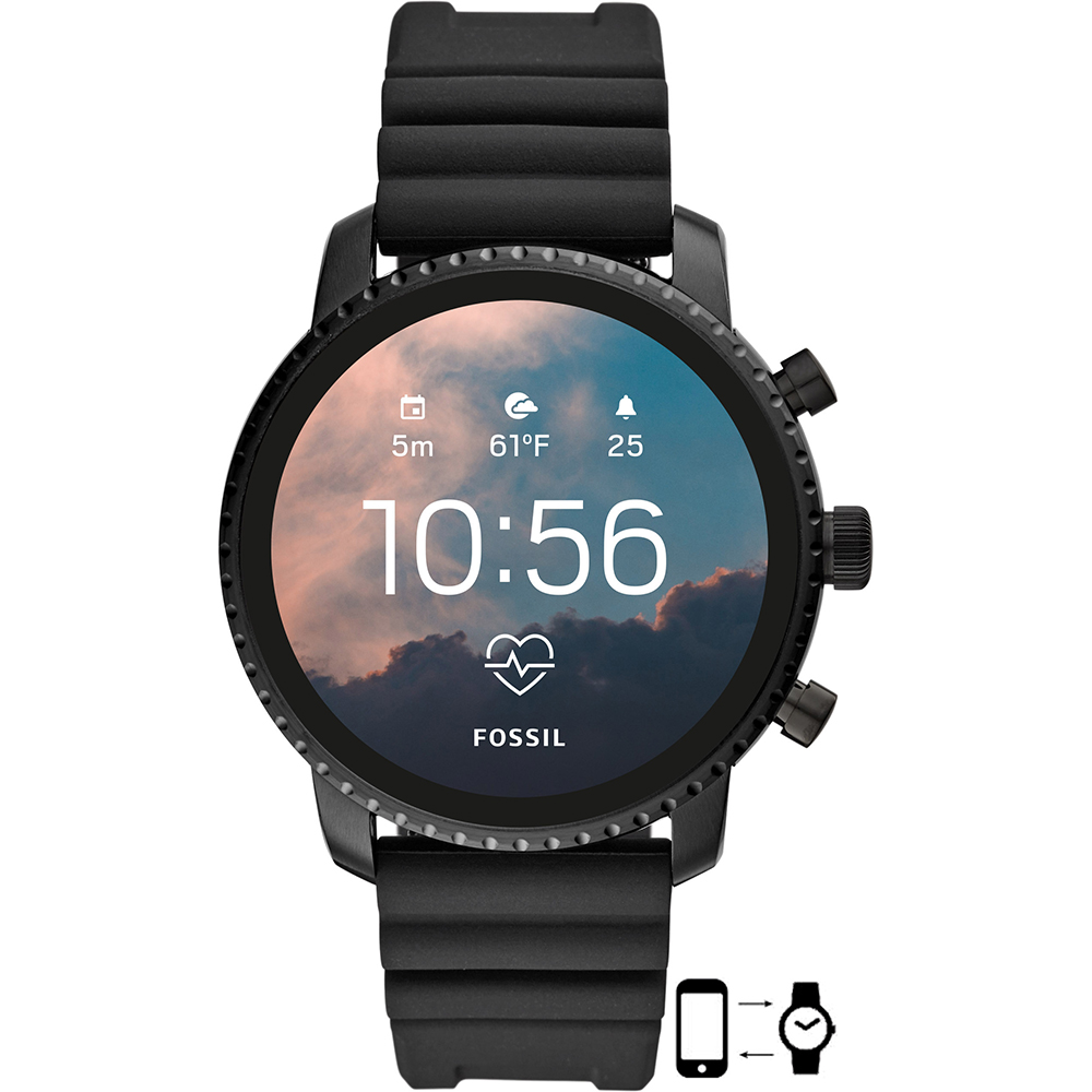 c05ddbf75ffb Reloj Fossil FTW4018 Q Explorist • EAN  4013496045673 • Reloj.es