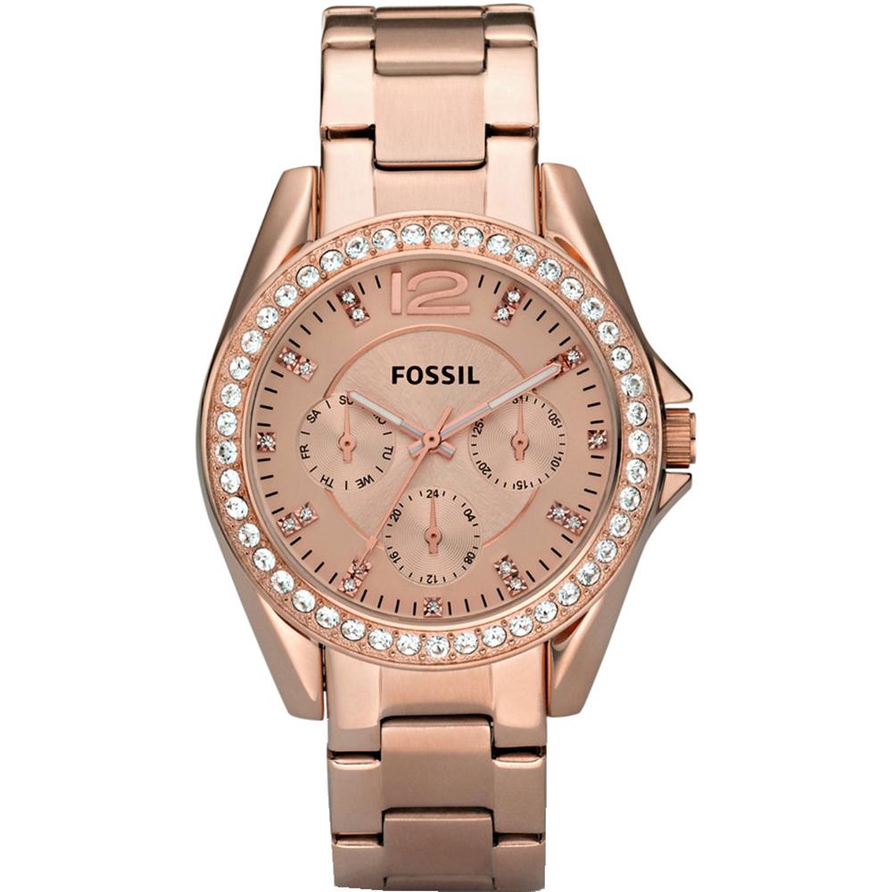 5245b539fba0 Reloj Fossil ES2811 Riley • EAN  4051432012112 • Reloj.es
