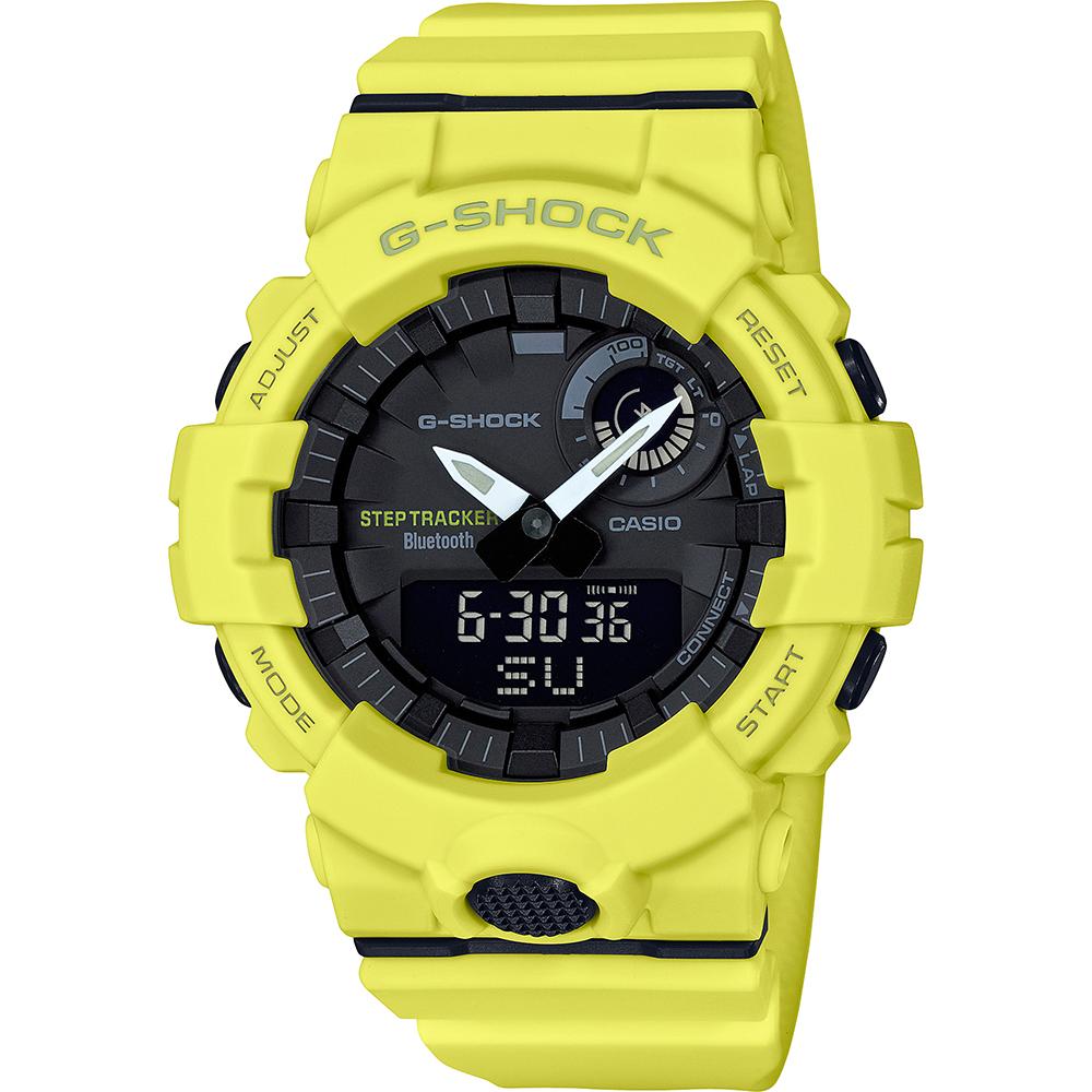 810ca144d2b19 Reloj G-Shock Classic Style GBA-800-9AER Bluetooth • EAN ...