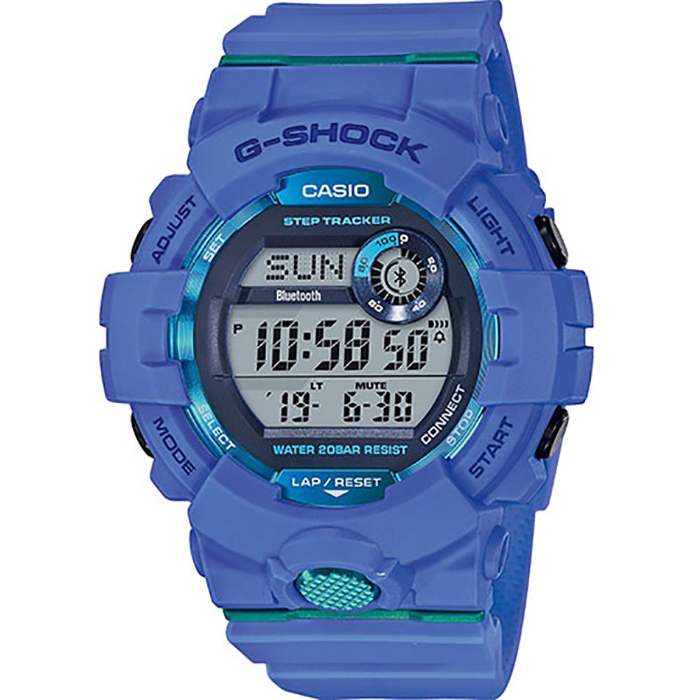 afc30177ef138 Reloj G-Shock Classic Style GBD-800-2 G-Squad Bluetooth • EAN ...