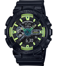 GA-110LY-1AER Classic Lime 51.2mm