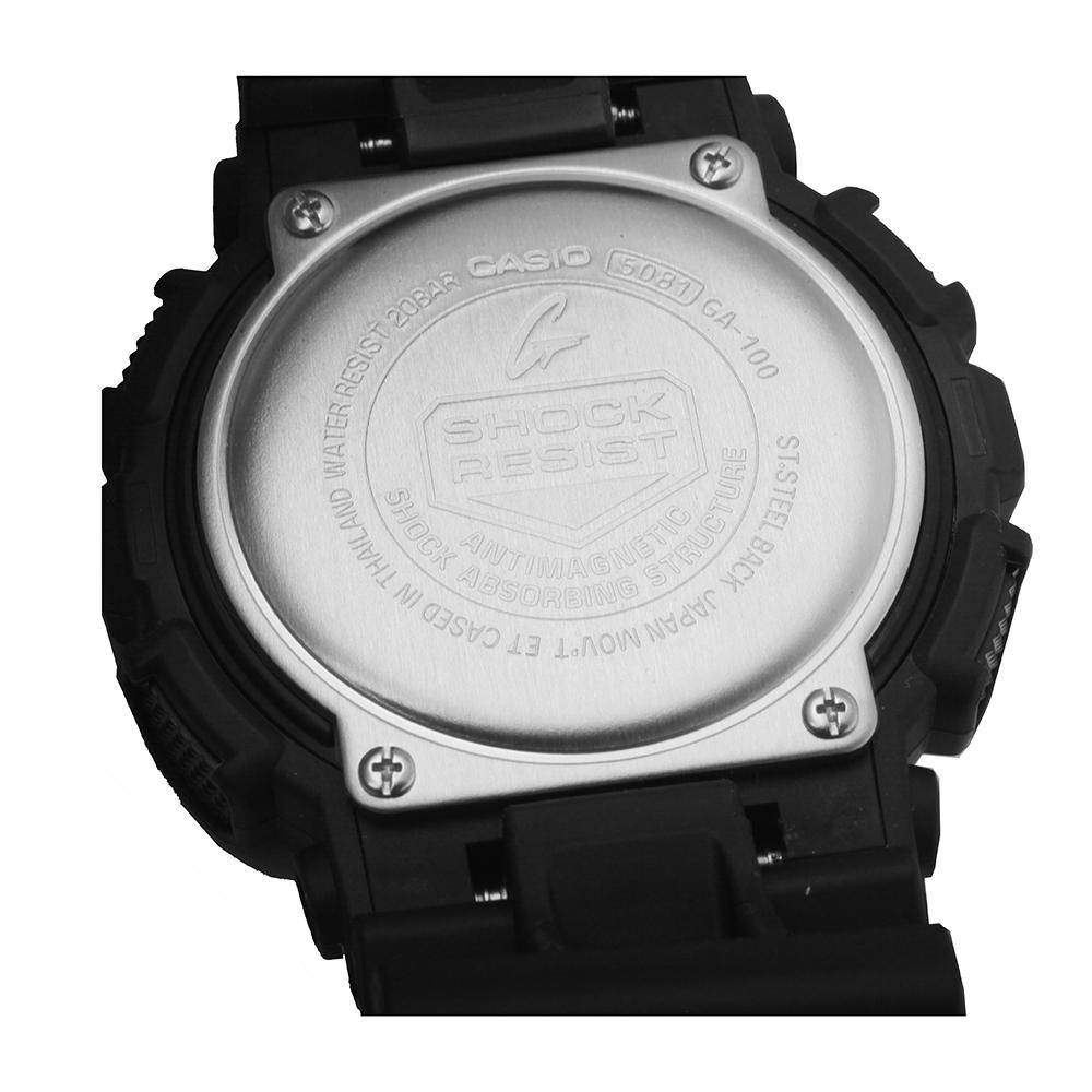 80ee3cbb29df0 Reloj G-Shock Classic Style GA-100-1A1ER GA-100-1A1 • EAN ...
