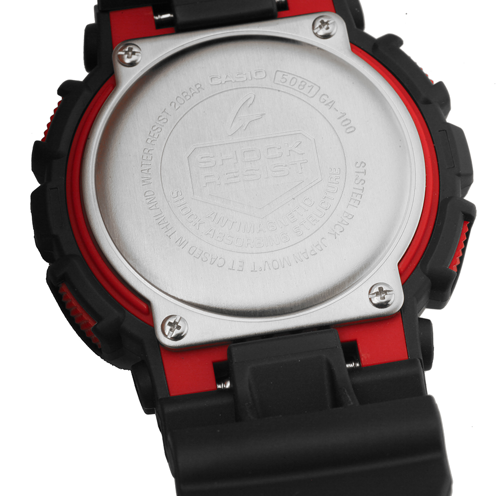 Reloj G Shock Classic Style GA 100 1A4ER GA 100 1A4 • EAN