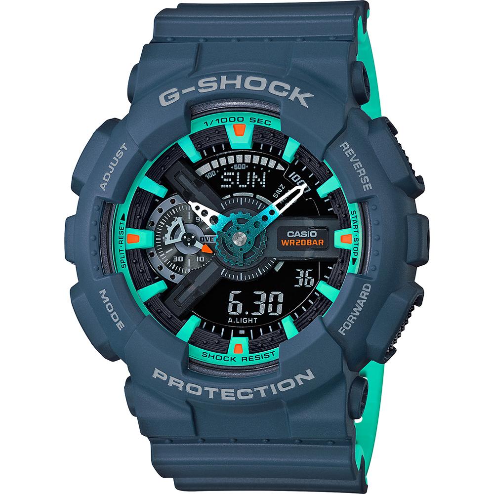 eafc1c9d2624 Reloj G-Shock Classic Style GA-110CC-2A Crazy Colors • EAN ...