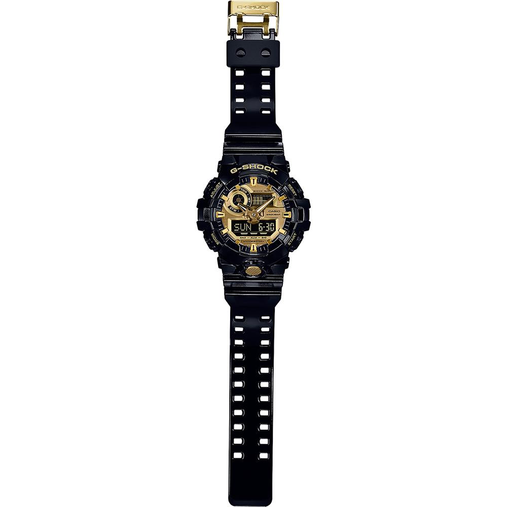 Reloj G-Shock Classic Style GA-710GB-1AER GA-710GB-1A • EAN ... 924e9a7b4e21
