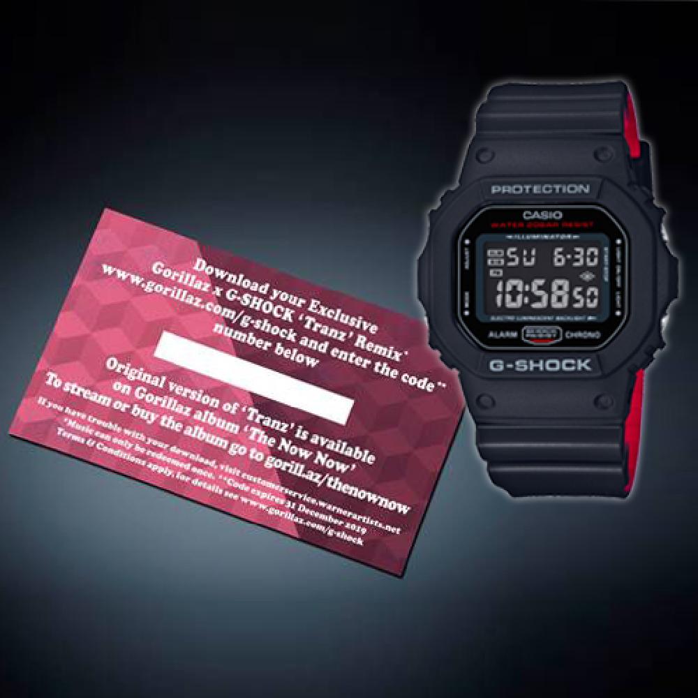 Classic 5600hrgrz • Dw Reloj Shock 1 G Ean Style Gorillaz 0nm8wN