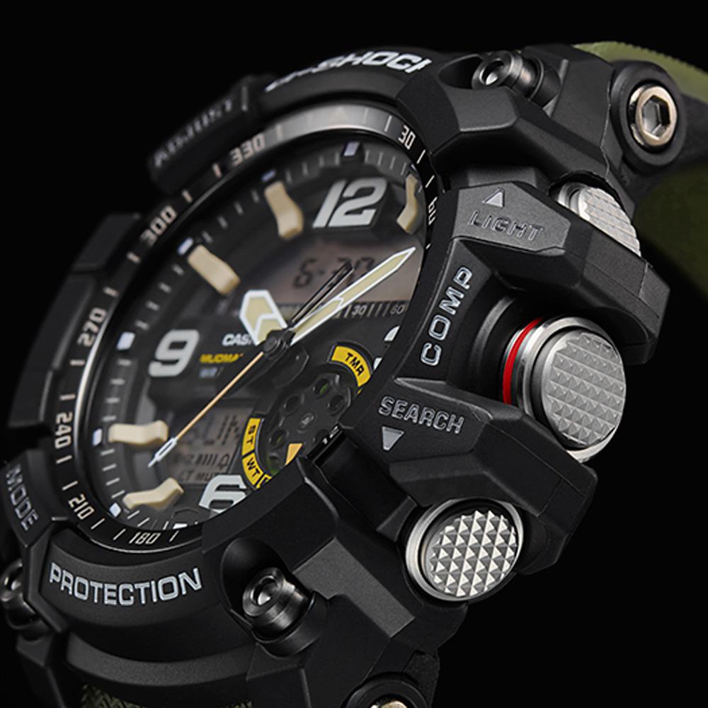 c6e5251d3 Reloj G-Shock Master of G GG-1000-1A3ER Mudmaster • EAN ...