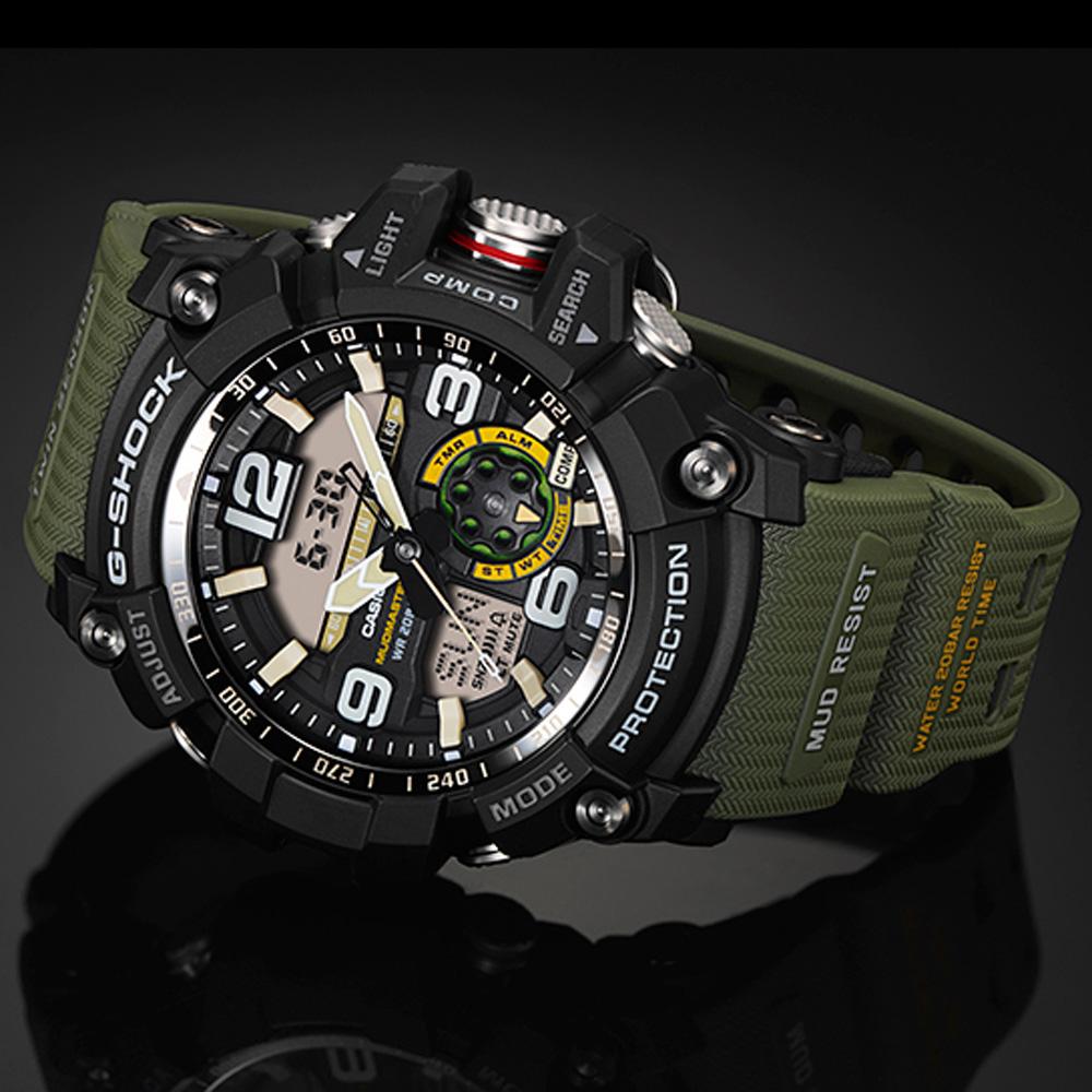 8f06a37679da1 Reloj G-Shock Master of G GG-1000-1A3ER Mudmaster • EAN ...