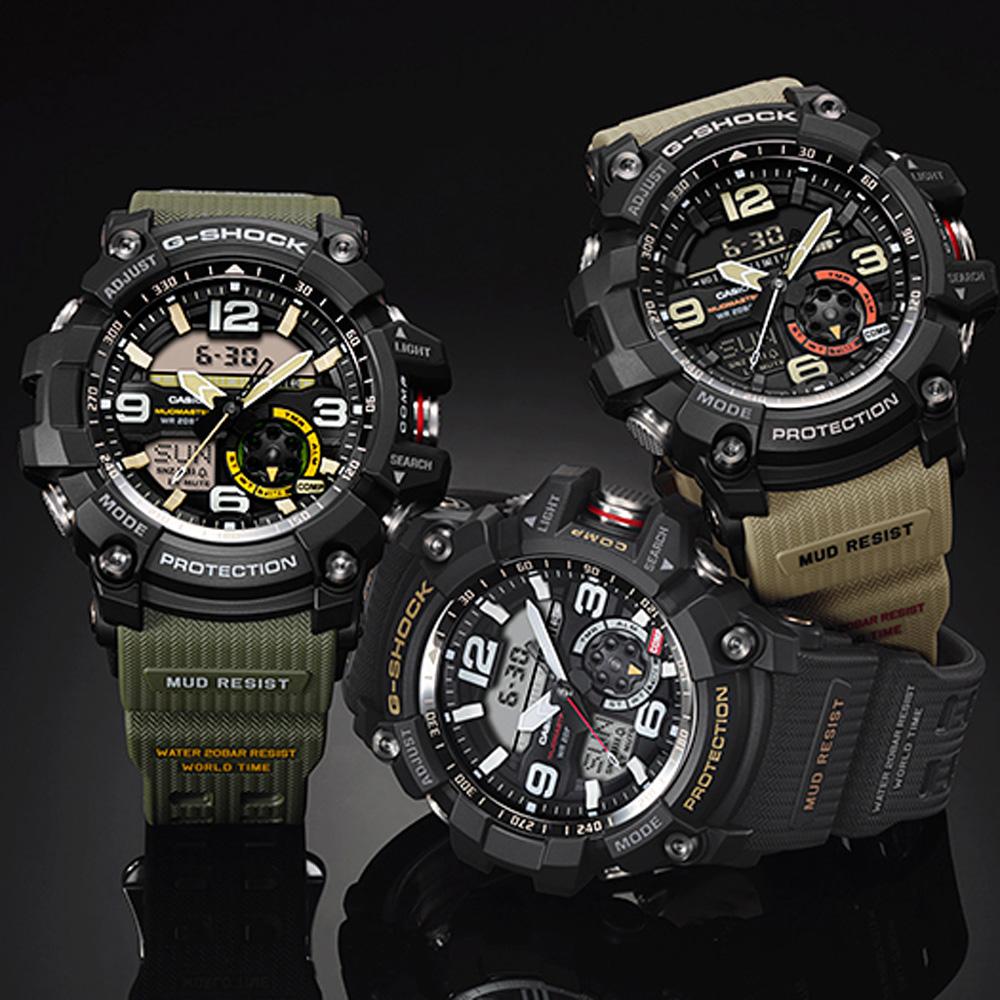 4a785aa406fe Reloj G-Shock Master of G GG-1000-1A5ER Mudmaster • EAN ...