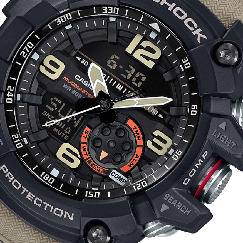 48f9deef778f Reloj outdoor Twin Sensor Colección Primavera-Verano G-Shock