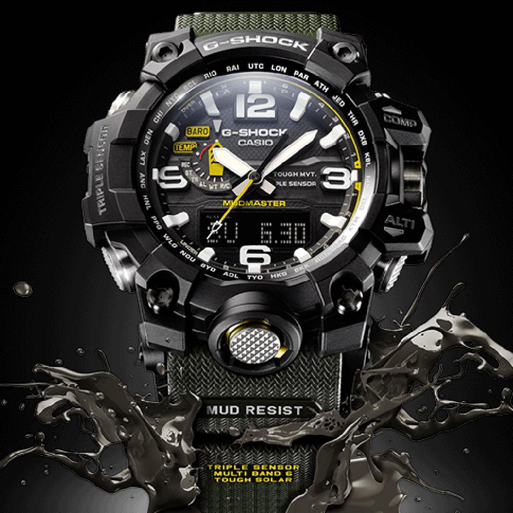 Of Gwg Reloj G Shock 1a3er Master Mudmaster 1000 Ean • ZOkiXPuT