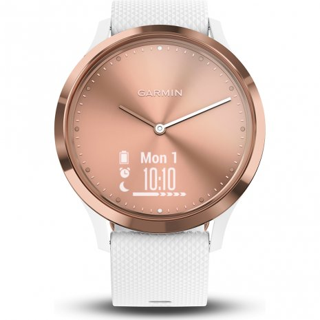 Reloj Blanco Smart Analog
