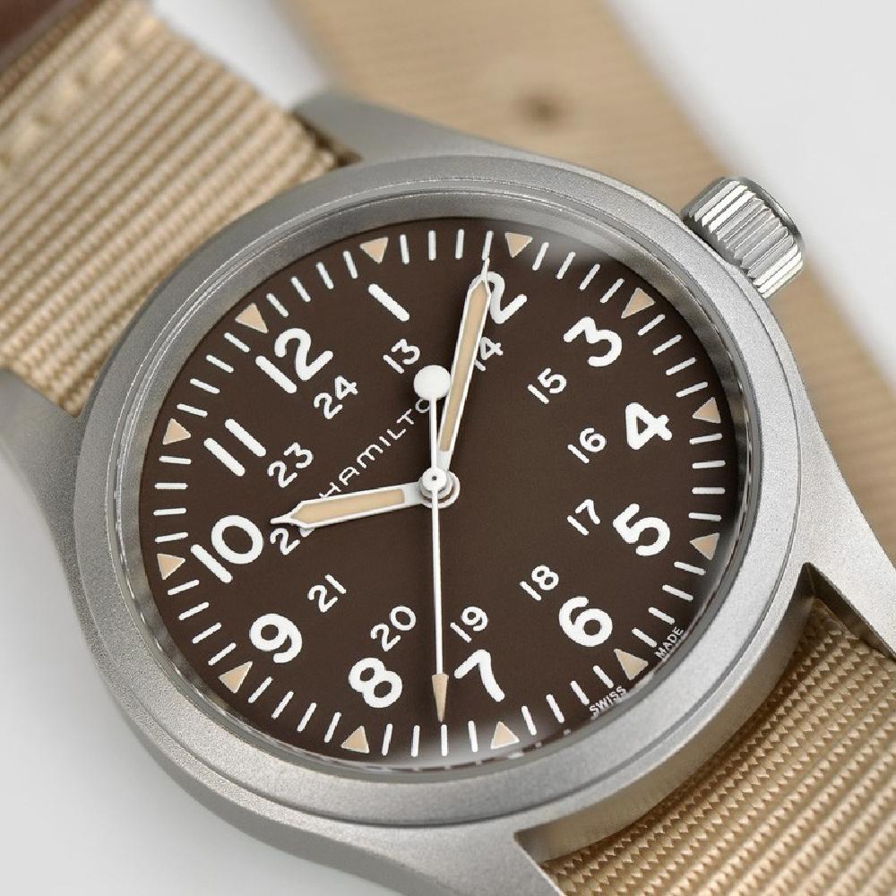 Khaki H69429901 Field • Hamilton Ean7640167046317 Reloj kTwPZuOXi
