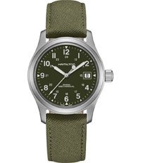 H69439363 Khaki Field 38mm