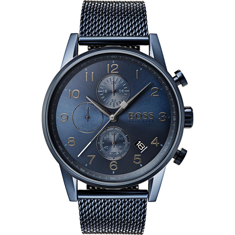 8846d2f18b34 Reloj Hugo BOSS boss 1513538 Navigator • EAN  7613272244114 • Reloj.es