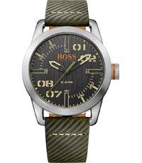 e0717c5e3975 1513415 Oslo 44mm. 1513415 Oslo 44mm · Hugo Boss. 1513415. Oslo 44mm Reloj  de acero de cuarzo para hombre