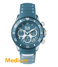 AQ.CH.BST.U.S.15 Ice-Aqua Chrono Bluestone 43mm