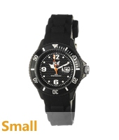 SI.BK.S.S.09 Ice-Forever 38mm Reloj Color Negro, tamaño Pequeño