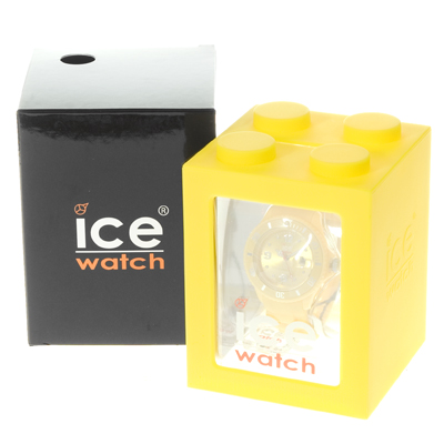 Ice-Watch Reloj Amarillo