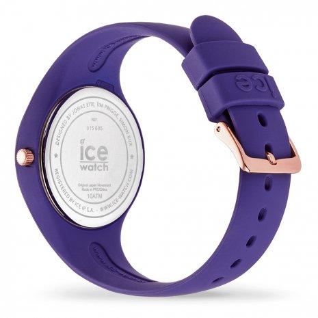 Ice-Watch Reloj Púrpura