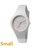 ICE.GL.WD.S.S.14 Ice-Glam Pastel 38mm Reloj color gris pastel, tamaño pequeño