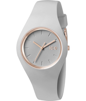 ICE.GL.WD.U.S.14 Ice-Glam Pastel 41mm Reloj color gris pastel, tamaño mediano