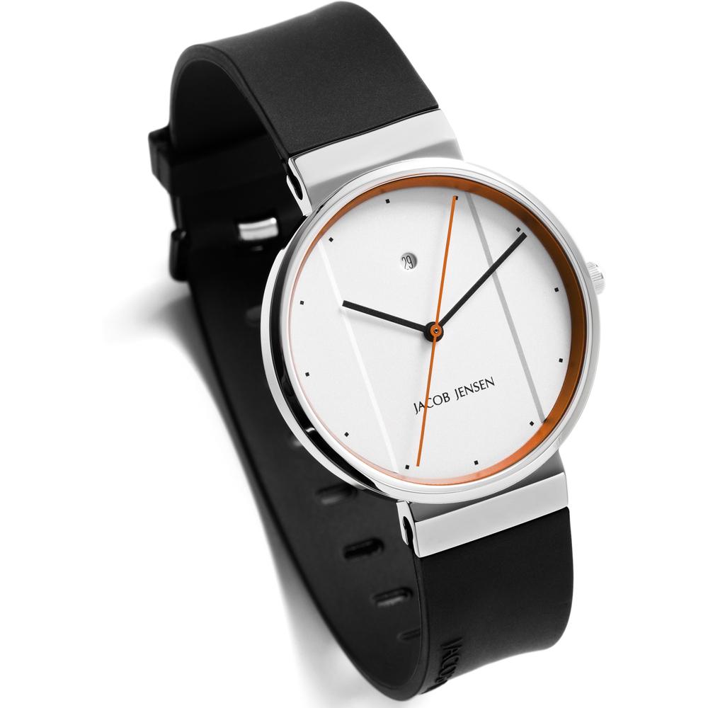 reloj jacob jensen jj755 755 new line ean 8718569107550. Black Bedroom Furniture Sets. Home Design Ideas