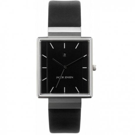 Jacob Jensen 885 Dimension Rectangular Reloj