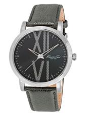 10014816 Gent Classic Reloj clasico para caballero con correa diseño cocodrilo colo gris