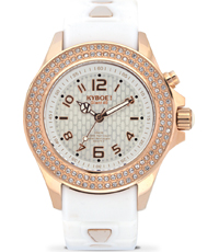 SW-003-40 Radiant Rose Gold 40mm
