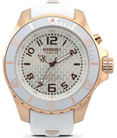 RG-003-48 Rose Gold Ghost 48mm