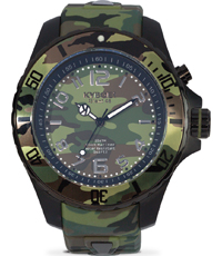 CS-004-48 Woodland Camo 48mm