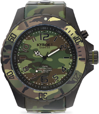 CS-004-55 Woodland Camo 55mm