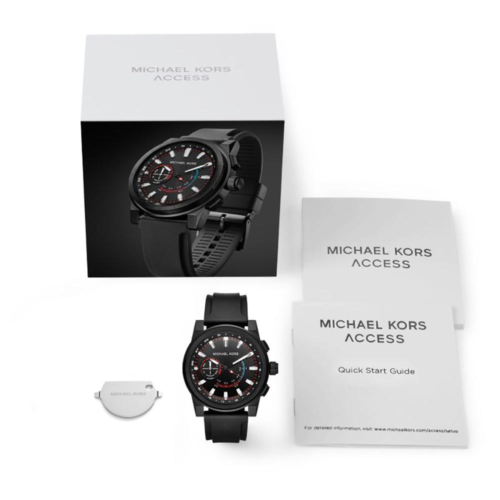 Reloj Michael Kors Mkt4010 Grayson Hybrid Ean 4053858909199