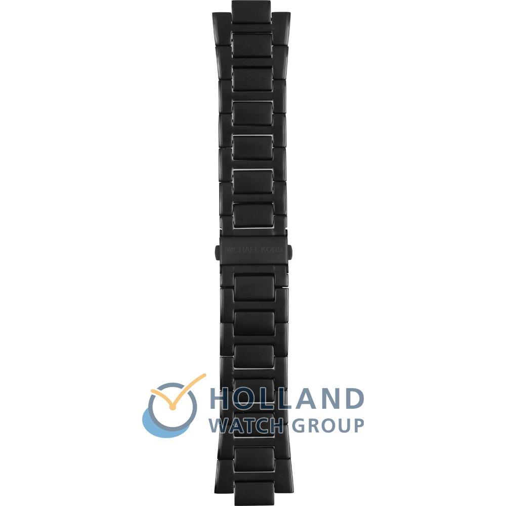 Amk8198 Knox Michael es Kors • Correa Oficial Reloj Comerciante Big AqR43j5L