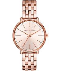 Pyper 38mm Reloj de cuarzo para dama en oro rosado