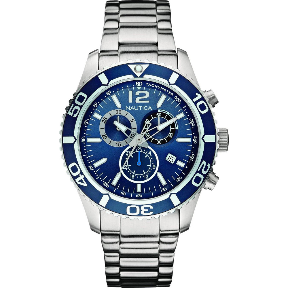 09de38230d22 Reloj Nautica A16665G NST 09 • EAN  0656086063806 • Reloj.es