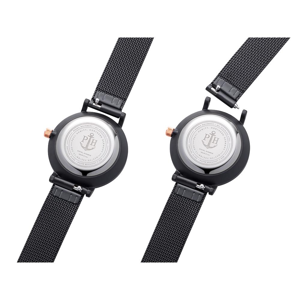 07abb4779b92 Reloj Paul Hewitt PH-SA-B-XS-BSR-45S Sailor • EAN  4251158740157 ...