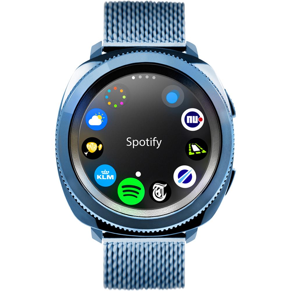 41ad69dd6 Reloj Samsung SA.SPBLUE Gear S3 Sport Special Edition • EAN ...