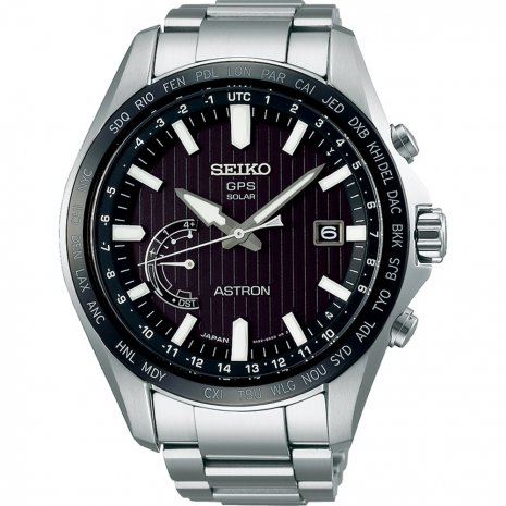 Seiko Astron World Time Reloj