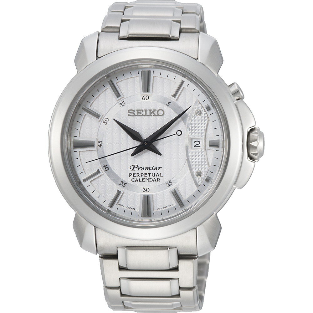 2f66fb8ea19a Reloj Seiko Premier SNQ155P1 Premier • EAN  4954628227973 • Reloj.es