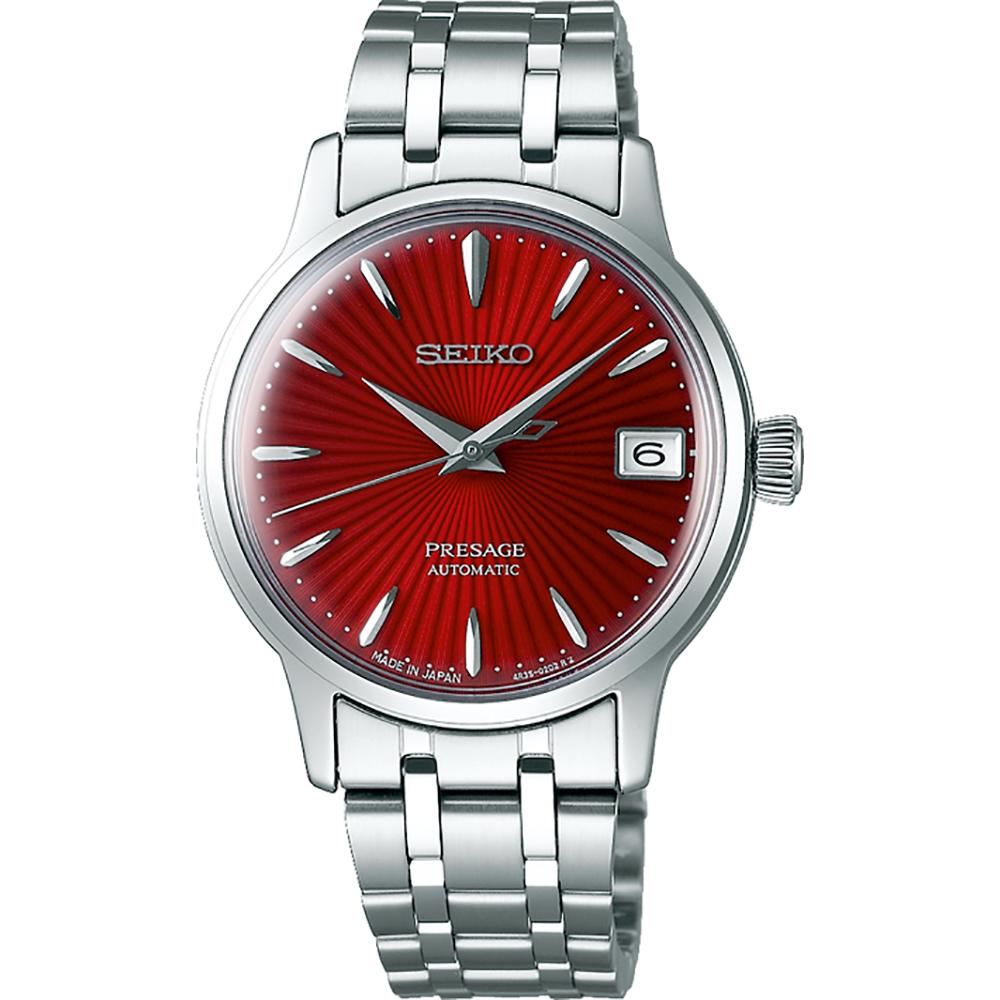 Reloj Seiko Presage srp855j1 estuche automático mujer