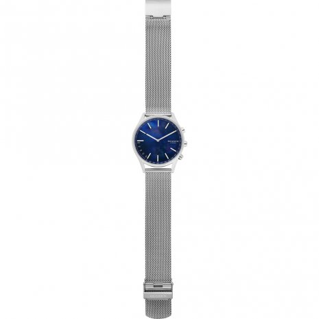 Reloj Plateado Smart Analog