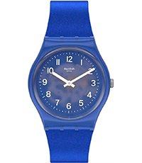 GL124 Blurry Blue 34mm