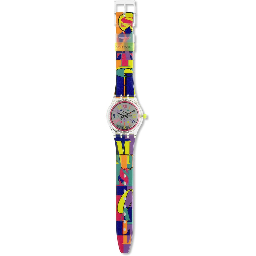 Reloj Swatch Ean7610522026698 Mood Boogie • Originales Slk104 f7bygvY6