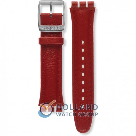 Swatch YCS558 Red Wink Correa